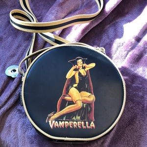 Retro Vamperella purse